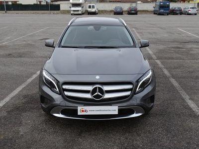 gebraucht Mercedes GLA200 d Automatic Sport NAVI TELECAMERA TETTO