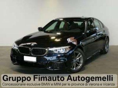 usata BMW 518 d Msport Aut. Diesel