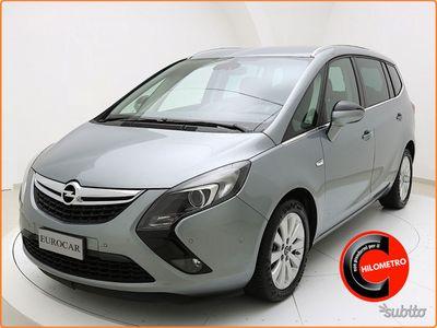 usata Opel Zafira Tourer 2.0 BiTurbo CDTi Cosmo - NAVI 950 - Pelle - PARK -