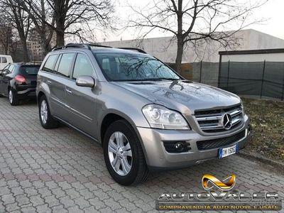 brugt Mercedes GL320 CDI cat