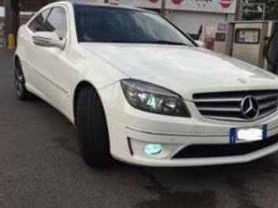 usata Mercedes CLC220 Sport coupé