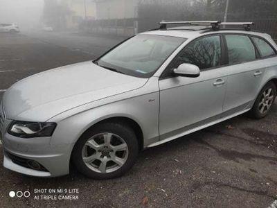 usata Audi A4 Avant 2.0 TDI 170CV F.AP.