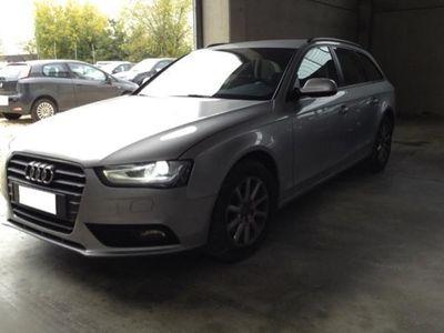 usata Audi A4 Avant 2.0 TDI clean diesel businnes Automatica