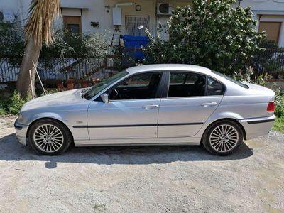 usata BMW 330 Serie 3 (E46) turbodiesel cat 4 porte