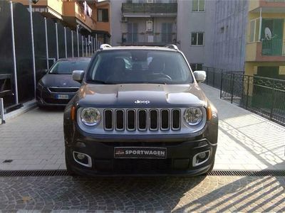 usata Jeep Renegade Renegade1.6 Mjt 120CV Limited
