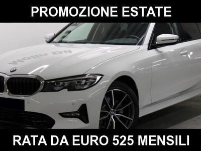 usata BMW 320 d xDrive Sport