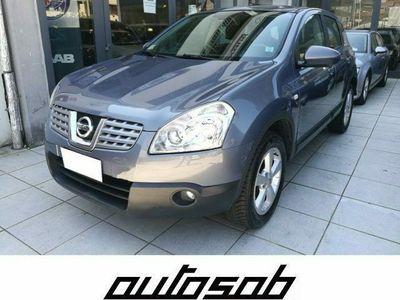 usata Nissan Qashqai 1.5 DCI Acenta Clima Aut. Unico Propr.