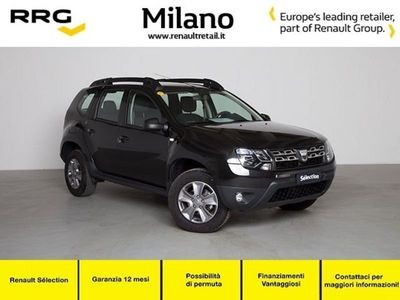 used Dacia Duster 1.5 dCi 110CV Start&Stop 4x2 Lauréate