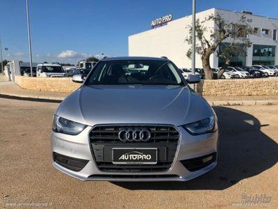 brugt Audi A4 2.0 Tdi 150 Cv Mult. Business Plus