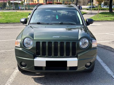 used Jeep Compass 2.0 Crd limited 4WD 2008