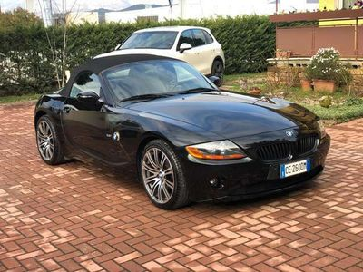 usata BMW Z4 3.0i cat Roadster-UNICOPROPRIETARIO-SERVICE BOOK
