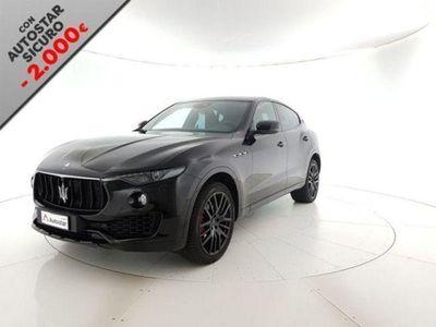 usata Maserati Levante V6 Diesel 275 CV AWD Nerissimo Edition