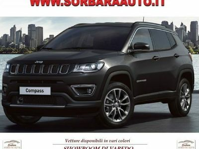 usata Jeep Compass 1.3 Turbo T4 150 CV aut. 2WD Limited