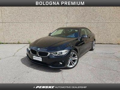 usata BMW 420 420 d xDrive Coupé Sport