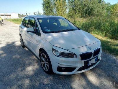 usata BMW 218 i A.T. Solo 60.000 km manuale Luxury