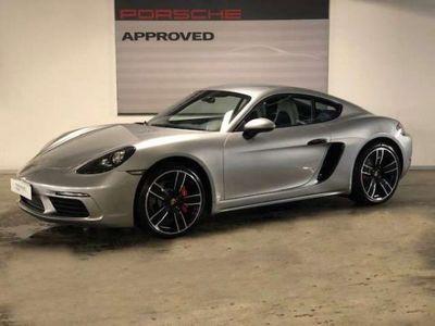 usata Porsche 718 2.5 S
