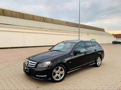 usata Mercedes C250 CDI S.W. 4Matic BlueEFF. Executive
