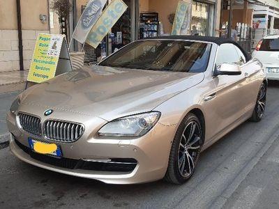 usata BMW 650 Cabriolet Serie 6 (F12/F13)