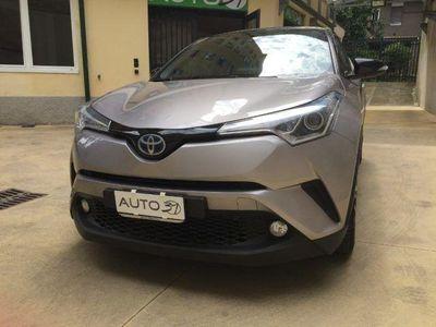 brugt Toyota C-HR 1.8 Hybrid E-CVT Style