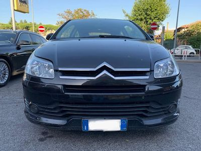 usata Citroën C4 Coupé 1.6 HDi 110CV FAP Seduction