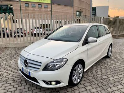 usata Mercedes B180 CDI Executive 6 Marce 109 CV