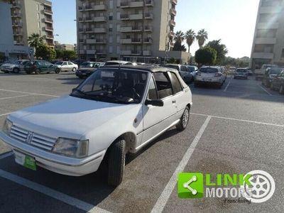 used Peugeot 205 1.1i Cabrio CJ
