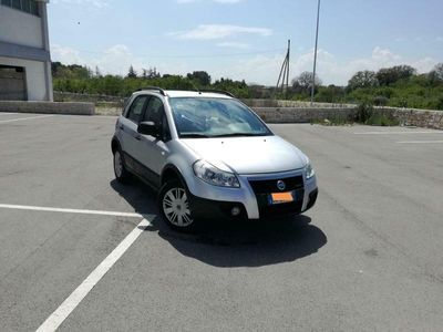 usata Fiat Sedici 1.9 MJT 4x2 Dynamic