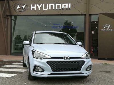 brugt Hyundai i20 1.2 5 porte Connectline