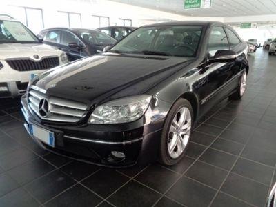usado Mercedes CLC220 cdi chrome