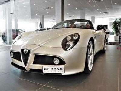 usado Alfa Romeo 8C Spider 8c