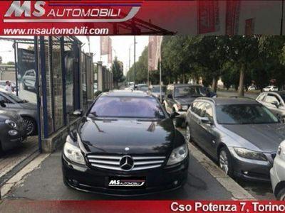 używany Mercedes CL500 Sport usato