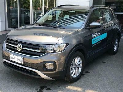 brugt VW T-Cross - 1.0 TSI Style BMT