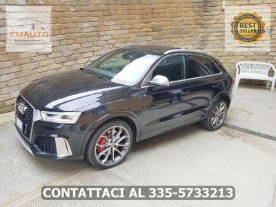 usata Audi RS Q3 Q3 RS GAR 2.5 TFSI QUATTRO TETTO NAVI STRONIC