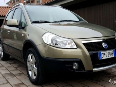 gebraucht Fiat Sedici 1.6 Benzina Emotion 4x4 Full Optional
