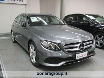 usata Mercedes E220 Classe E Station WagonSport 9G-Tronic Plus