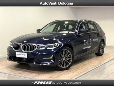 usata BMW 320 ANDERE d Touring Luxury