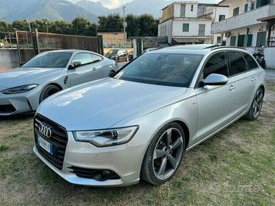 usata Audi A6 S line 3.0 No Superbollo Full Full perfett