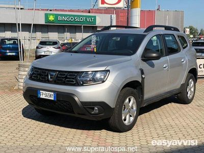 usado Dacia Duster 1.5 dci comfort 4x2 s&s 110cv diesel