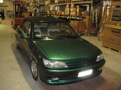 usata Peugeot 306 Cabriolet roland garros interno missoni