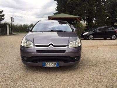 usata Citroën C4 1.6 HDi 110CV FAP Elegance