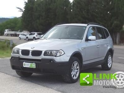 usata BMW X3 -- 2.0d Attiva