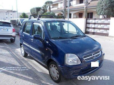 brugt Opel Agila 1.0 12v edition benzina