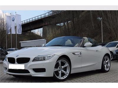usata BMW Z4 M SPORT NAVI PROFESSIONAL PELLE OYSTER 19