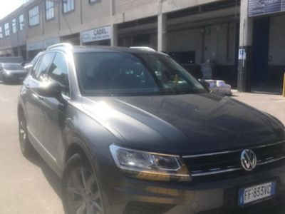 brugt VW Tiguan 2.0