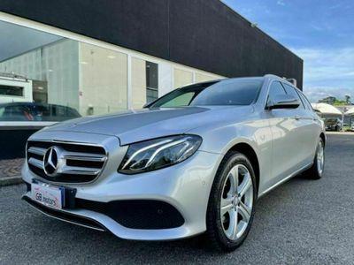 usata Mercedes E220 Classe E (W/S213)S.W. Auto Sport