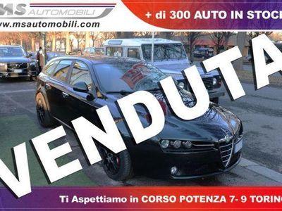 usado Alfa Romeo Crosswagon 2.4 JTDm 20V 210 CVSportwagon Distinctive Tetto Pelle Navi Unicoproprietario
