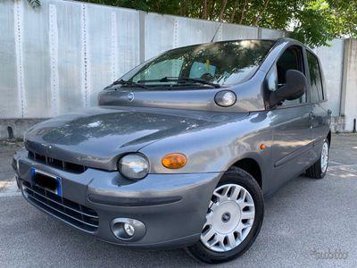 used Fiat Multipla Elx 1.9 JTD 115cv km170000 Full 04