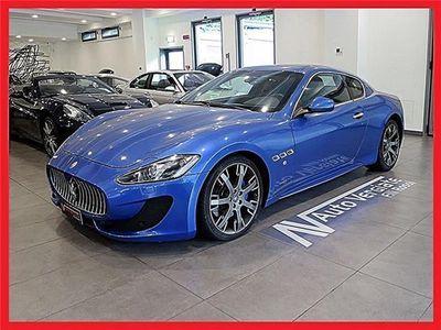 brugt Maserati Granturismo 4.7 V8 Sport Aut. ** UNI. PROP. - SERVICE BOOK **