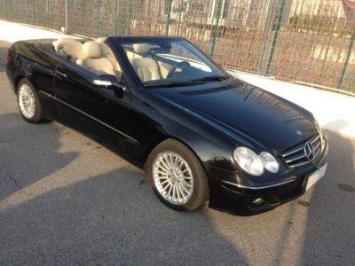 usata Mercedes CLK320 CDI cat Cabrio Avantgarde rif. 12110000