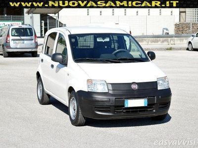 usata Fiat Panda 1.2 VAN BENZINA 2 POSTI AUTOCARRO